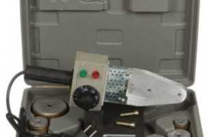 Сварочный аппарат для полипропиленовых труб: классификация, рейтинг лучших + советы по выбору