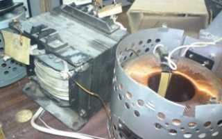 Принцип действия и устройство автотрансформаторов: отличия от обычных трансформаторов, сфера применения