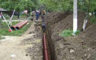 Как сделать бесперебойное водоснабжение поселка от реки?