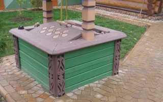 Как самому построить деревянный домик для колодца: подборка лучших идей и пример возведения