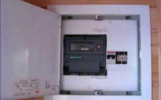Как подключить однофазный электросчётчик: виды конструкций, простая схема монтажа своими руками