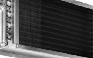 Водяной калорифер для приточной вентиляции: виды, устройство, обзор моделей