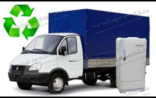 Утилизация холодильников: как правильно расстаться с ненужным холодильным агрегатом