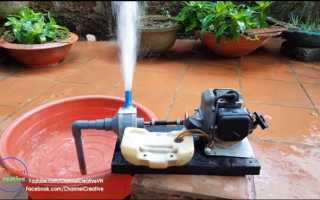 Как сделать насос для воды своими руками: разбираем 13 лучших вариантов самоделок