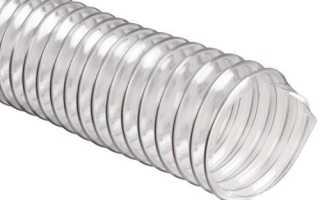 Гофра для вытяжки: как выбрать и установить гофрированную трубу для вентиляции