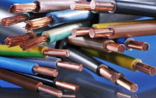 Расчёт сечения кабеля по мощности и току: как правильно рассчитать проводку