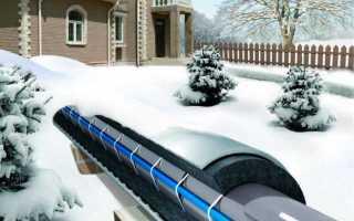 Греющий кабель в трубу: разновидности нагревательного провода для обогрева, монтаж трубопровода