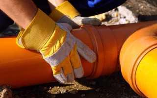 Как проложить канализационные трубы в частном доме: схемы и правила укладки + этапы монтажа