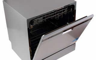 Обзор посудомоечной машины Candy CDCF 6E-07: стоит ли покупать миниатюру