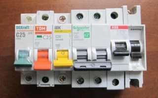 Расчет автомата по мощности для 380 В: характеристики, принцип работы и подбор трёхфазного выключателя