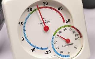 Приборы для измерения влажности воздуха в помещении: виды + рекомендации по выбору
