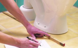 Как закрепить унитаз к полу: обзор технических тонкостей и лучших способов монтажа
