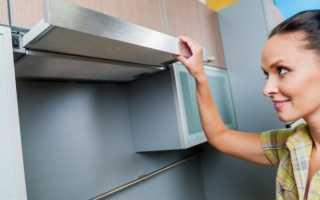 Как очистить вытяжку на кухне от жира: самые эффективные средства и способы