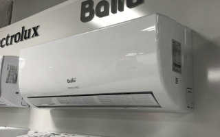 Обзор сплит-системы Ballu BSVP-07HN1: нормализация микроклимата без переплат