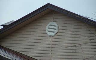 Можно ли выводить вентиляцию на чердак в частном доме? Лучшие варианты обустройства