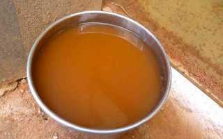 Мутная вода в новом колодце – нужен донный фильтр?
