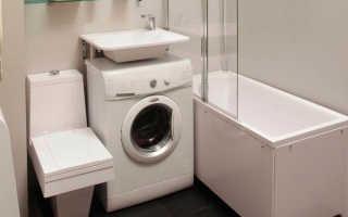 Мини стиральные машины под раковину: ТОП-10 лучших моделей для небольших санузлов