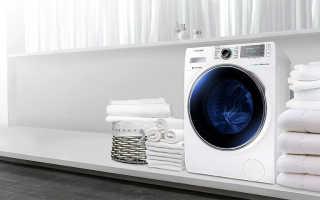 Лучшие стиральные машины с сушкой: рейтинг моделей и советы покупателям