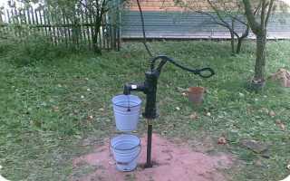 Какой насос установить для увеличения давления воды от скважины-иглы?