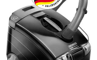 Обзор моющего пылесоса Tomas Twin Panther: универсал из бюджетной серии