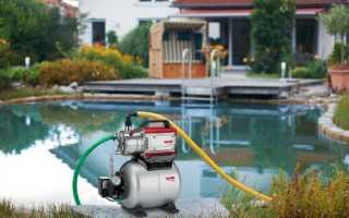 Принцип работы и устройство типовой насосной станции водоснабжения