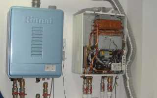 Как исправить перебои в работе настенного газового котла?