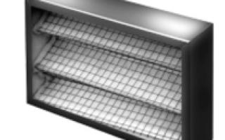 Фильтры для вентиляции: виды, особенности и недостатки каждого вида + как выбрать лучший