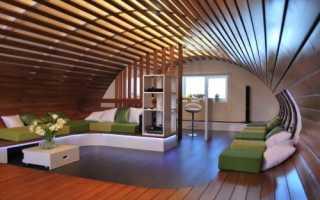 Вентиляция подкровельного пространства мансарды: тонкости проектирования + монтажный инструктаж
