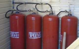 Использование газовой плиты на пропане при отоплении частного дома метаном