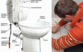 Как заменить унитаз: пошаговый инструктаж по замене унитаза своими руками