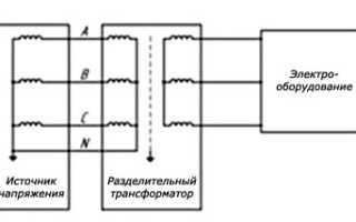 Разделительный трансформатор: особенности, применение, конструкция
