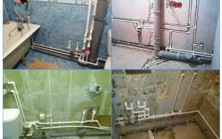 Делаем короб для труб в ванной: пошаговая инструкция по монтажу