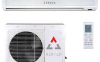 Ошибки кондиционеров Vertex: как по коду найти нарушение и исправить ситуацию