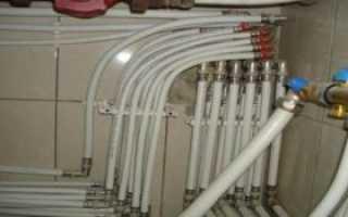 Монтаж металлопластиковых труб своими руками: технология соединения и примеры разводки